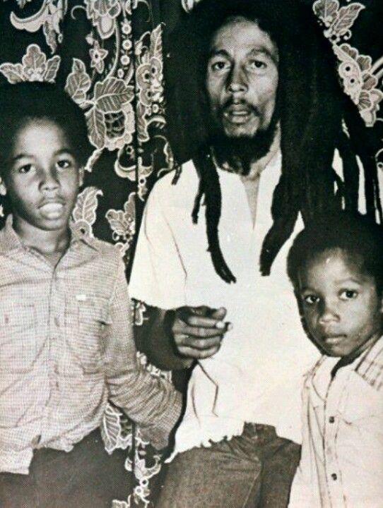 Bob Marley, Ziggy and Stephen.....
