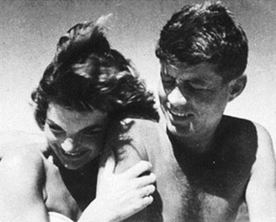 Jackie  JFK