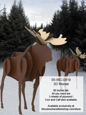Yard art, Hardware and Plywood on Pinterest