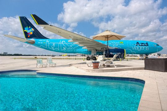 Aviation Blogs  /  FLL Zulu ramp training pool