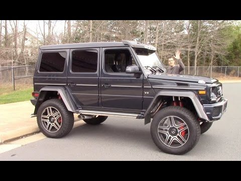 ( http://www.TFLtruck.com ) Meet The Affordable Mercedes G-Wagon that costs less than a used Honda Accord. http://m.mastodon4x4.com/ Visit the G-Wagen web si...