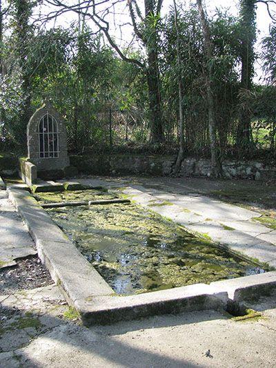 Larmor-Plage - Fontaine de Saint-Thurien, près du village de Kerhoas