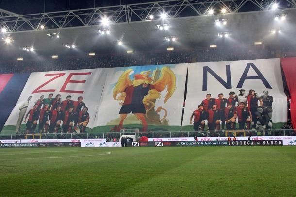 3 febbraio 2014, Genoa-Sampdoria 0-1