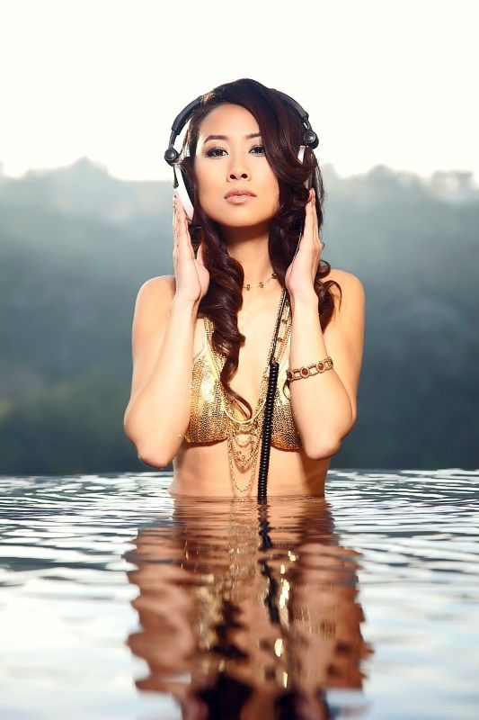 DJ Shy - Featured in August 2012 Cover Story: Female DJ's Sound Off