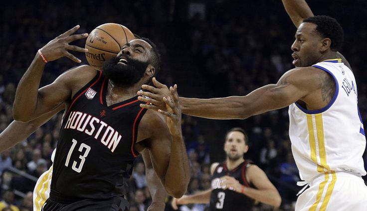 "NBA Today: Points will be scored as Warriors travel to Houston = NBA Today complements Keith Smith's ""NBA Yesterday"" feature, ""The Skip Pass."" While Smith's feature will emphasize what we ""saw,"" this will focus on what to look for in the night's upcoming games.  FEATURED GAME….."