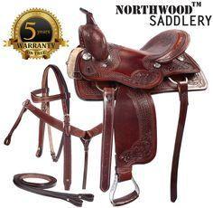 New Pro Cutter Work Ranch Pleasure Saddle 16 18- Western Horse Saddles - Saddle Online http://itz-my.com