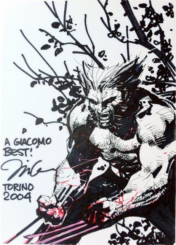 Wolverine | Jim Lee