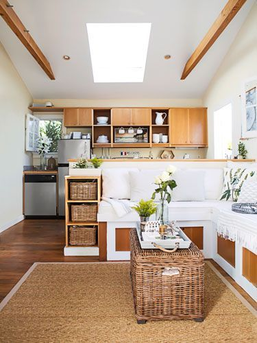 Steal these homeowners' tricks for finding space you didn't know you had.