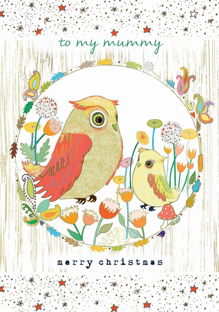 WD29 Mummy Owl