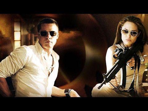 Мистер и миссис Смит // Боевик с Анджелина Джоли и Брэд Питт // Фильм По...
