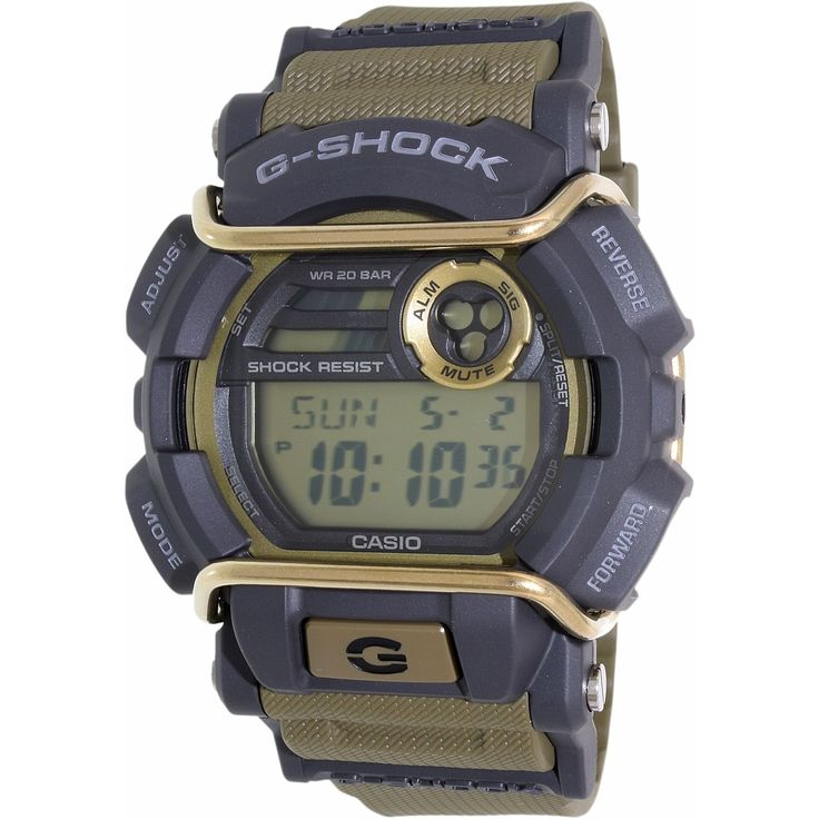 Casio Mens G-Shock GD400-9 Green Rubber Quartz Sport Watch  Item specifics  Condition:  New with tags: A brand-new unused unopened undamaged item in its original packaging (where packaging is  Catalog:  1681912573  MPN:  GD400-9  Brand:  Casio  Style:  Sport Watch  Gender:  Men's  Model:  G-Shock  UPC:  079767072179  Casio Mens G-Shock GD400-9 Green Rubber Quartz Sport Watch  Price : 59.99  Ends on : 4 weeks View on eBay  The post Casio Mens G-Shock GD400-9 Green Rubber Quartz Sport Watch…