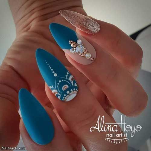 Neuste Nageldesigns für schicke Ladies