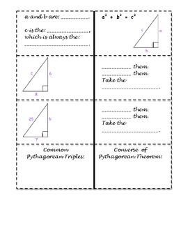 pythagorean theorem foldable pythagorean theorem we heart it and photo ideas. Black Bedroom Furniture Sets. Home Design Ideas