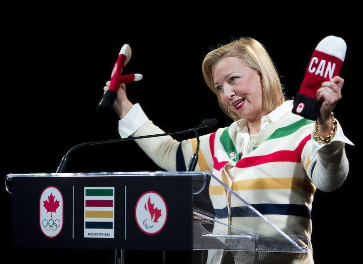 Sotchi 2014, les tenues du Canada et d'autres pays sur le lien suivant http://wp.me/p44N8G-3p, JO, Jeux Olympiques