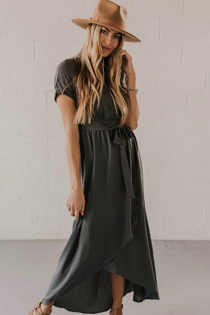 13083416275 Taylor Jane Wrap Maxi in 2019