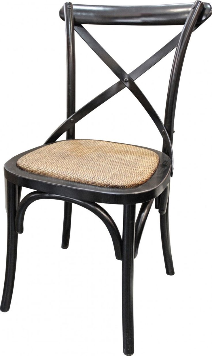 Interior Classics - Oak Crossback Dining Chair - Black, $129.00 (http://www.interiorclassics.com.au/oak-crossback-dining-chair-black/)