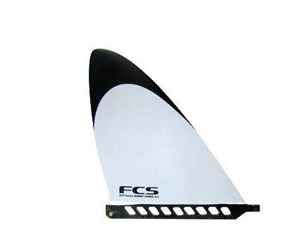 """FCS Danny Ching 9"""" Race Fin"""