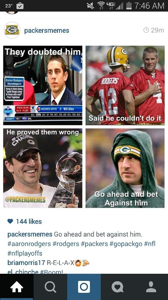 Sorry guys but he's NFL MVP  he is graceful success...he had a very hard time but never gave up   love him