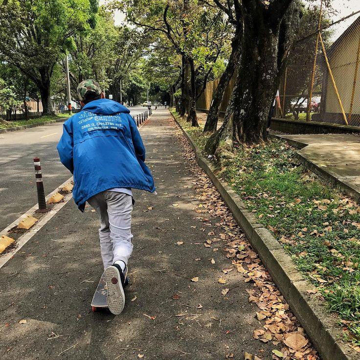 Medellín ️ 📸 jeanksk8 photography skatelife relax