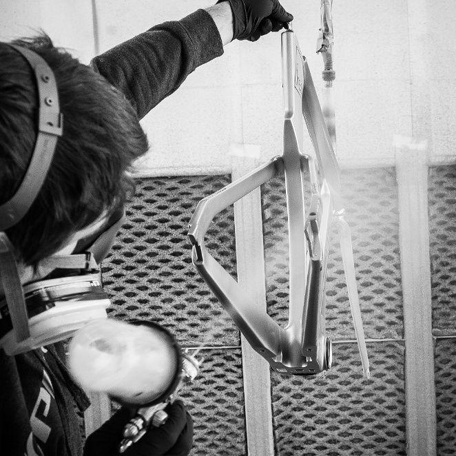 Pro triathlete, Lionel Sander's Dream Factory bike for the Kona 2017 World Championships