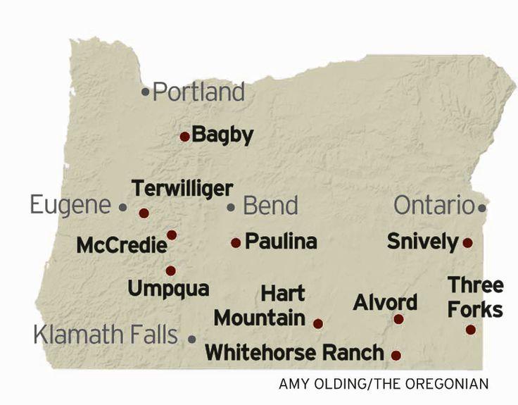Hot springs beckon as Oregon's high season for soakers begins | OregonLive.com