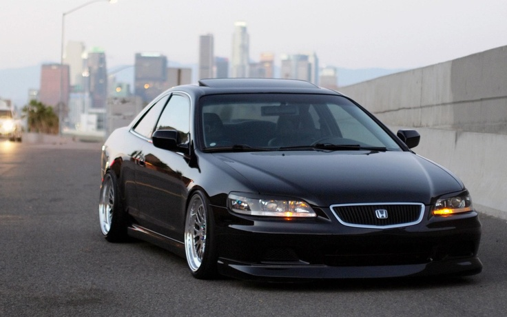 6G Accord Coupe