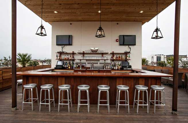 Stars Restaurant & Rooftop Bar | Charleston (plus America's best rooftop bars)