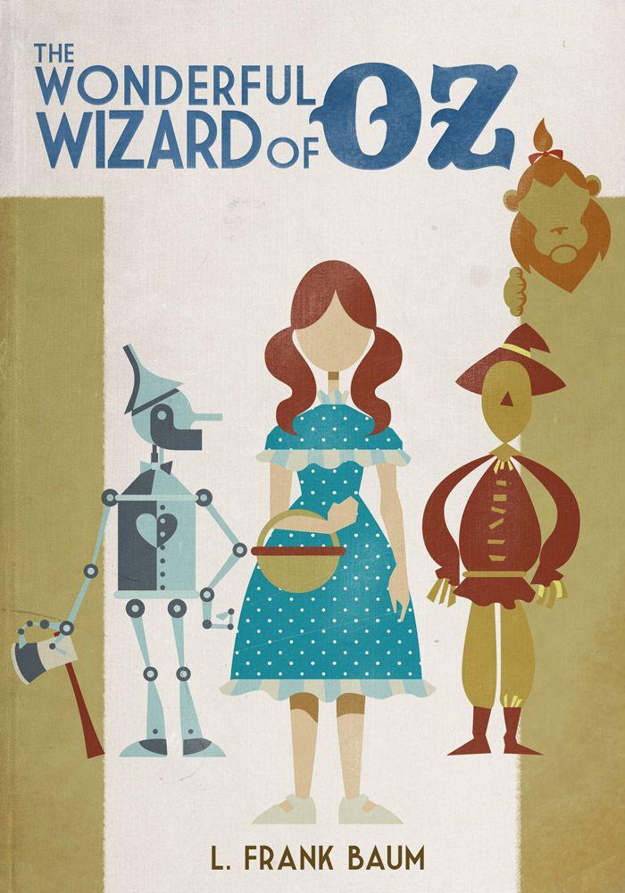 Mockup - The Wonderful Wizard of Oz by ~justsantiago