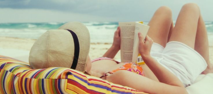 Myrtle Beach's suggestions for great beach books