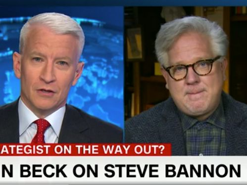"CNNTelevision and radio host Glenn Beck took to CNN to offer his thoughts on President Donald Trump's recent pivots from his earlier campaign promises to shake up Washington.  ""My worst nightmare was that the President would ... go down this populist http://aspost.com/post/Glenn-Beck-argues-that-Trump-doesnt-have-a-core/19764 #politics #politic #politicians #news #political http://aspost.com/post/Glenn-Beck-argues-that-Trump-doesnt-have-a-core/19764"