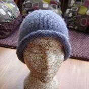il cappello perfetto, schema base x tutte le misure e x tutte le lane