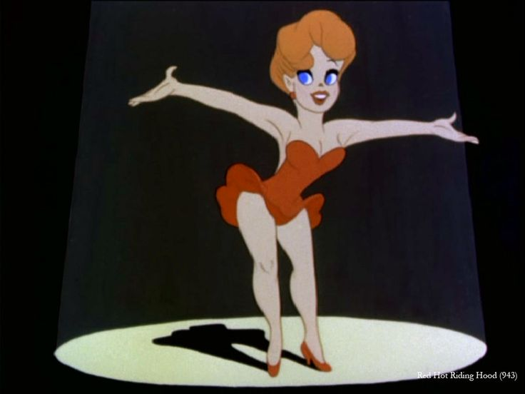 Tex Avery's classic Red Hot Riding Hood