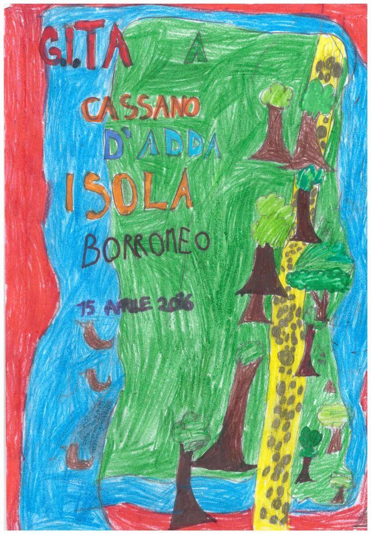 Gita all'Isola Borromeo di Cassano d'Adda
