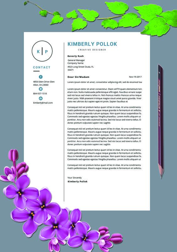 word resume template free