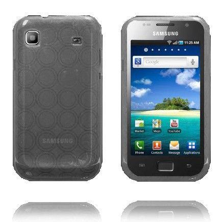 Amazona (Grå) Samsung i9003 Galaxy SL Deksel