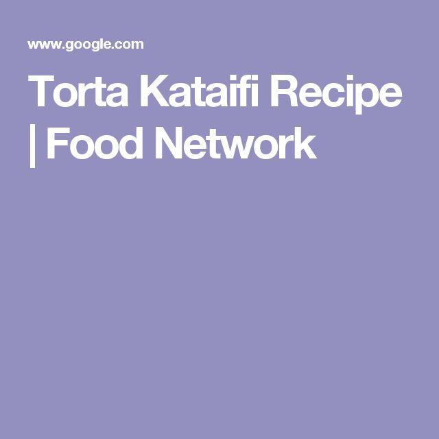 Torta Kataifi Recipe | Food Network