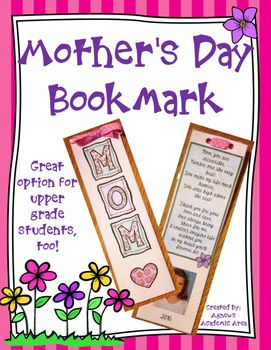 Mothers Day Craft Ideas Th Grade