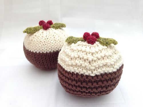 Knitting Pattern For Christmas Pudding To Cover Chocolate Orange : 21 best images about christmas knits on Pinterest Christmas trees, Knitted ...