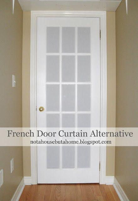 25 best ideas about door window covering on pinterest Door substitute ideas