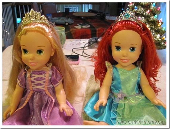 How to Detangle Doll Hair