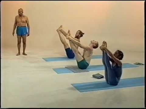 Primary Series Ashtanga with Sri K. Pattabhi Jois - I just ths video to practice at home.