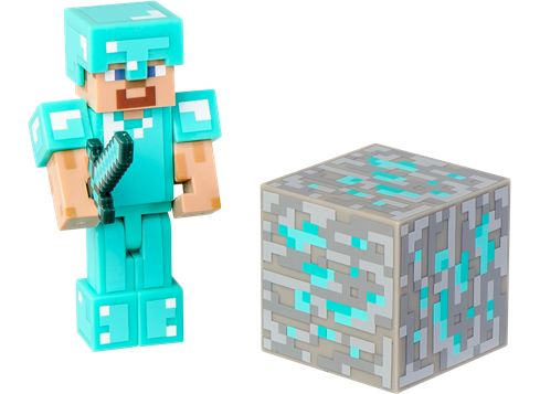 Lassille MINECRAFT-timantti-Steve 13,99 €