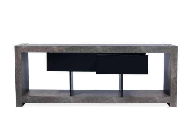 Best 20 meuble console pas cher ideas on pinterest for Achatdesign meuble tv