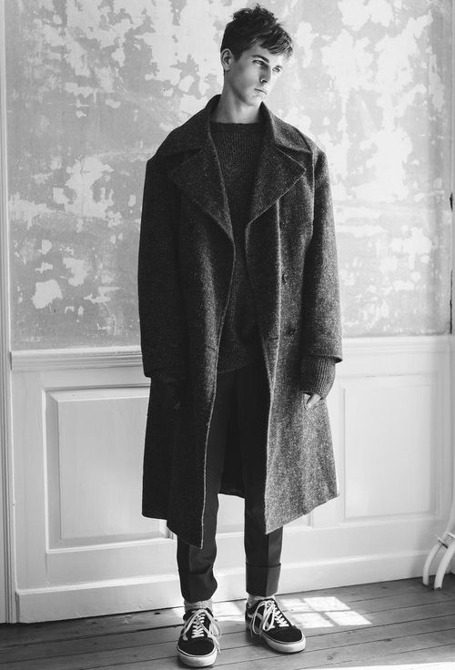 David Armstrong for VMAN Magazine Fall/Winter Issue 2014