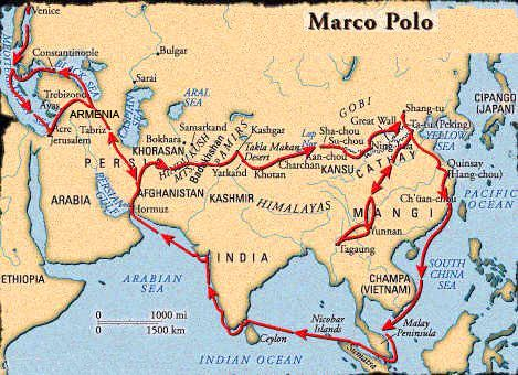 marco polo and ibn battuta Ibn battuta (1304 – 1368 or 1369 this distance was more than marco polo travelled ibn spent 30 years visiting every muslim country of his day.