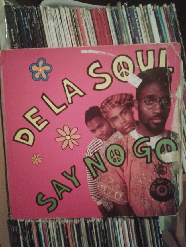 #DeLaSoul's Say No Go