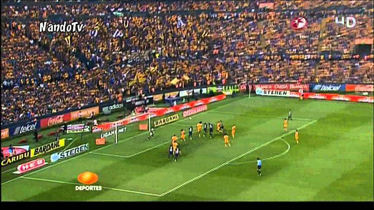 Clásico 97 Tigres - Monterrey (Acción)