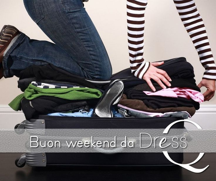Sta per iniziare il weekend preparate la valigia e scappate dalla routine. Siete sicuri di avere tutto? Avete ancora tempo per un po' di shopping online Emoticon wink ‪#‎weekend‬ ‪#‎shopping‬ ‪#‎traveling‬ http://www.dressqu.com/
