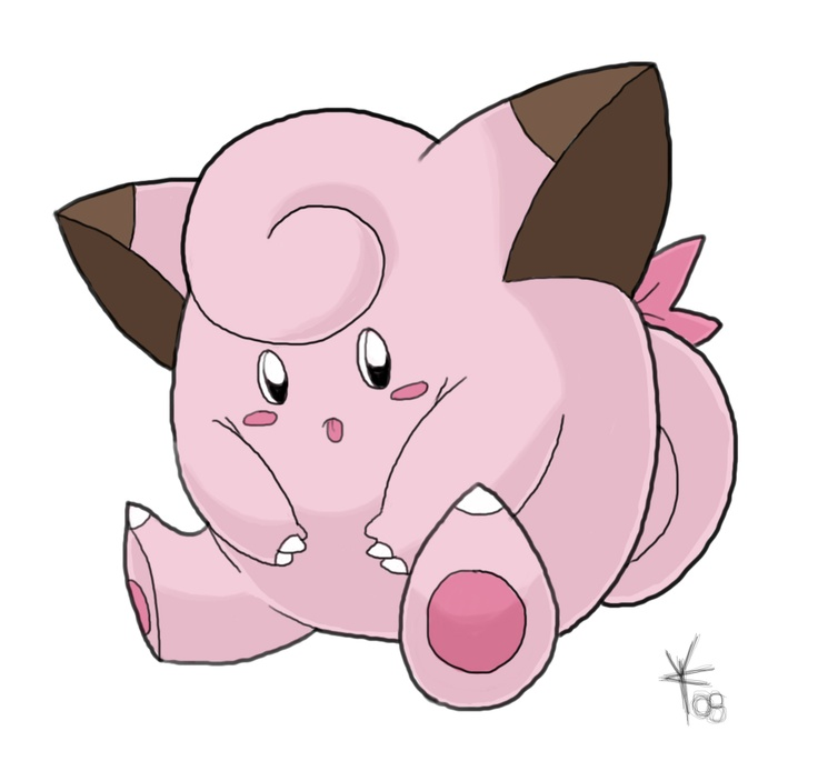 Image result for Clefairy pinterest