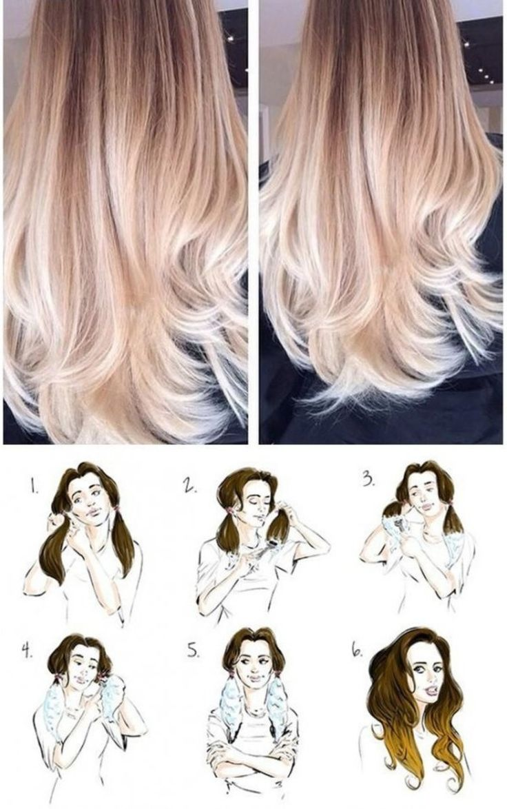 Ombre hair tutorial step by step trendy hairstyles in the usa ombre hair tutorial step by step baditri Images